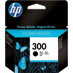 Rašalinė kasetė HP CC640EE (Nr. 300) | juoda