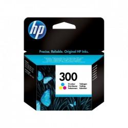 Rašalinė kasetė HP CC643EE (Nr. 300) | trispalvė