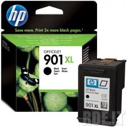 Rašalinė kasetė HP CC654AE (Nr. 901XL) | didelės talpos | juoda