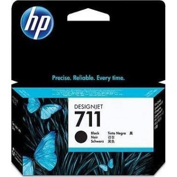 Rašalinė kasetė HP CZ133A (Nr. 711) | didelės talpos | juoda