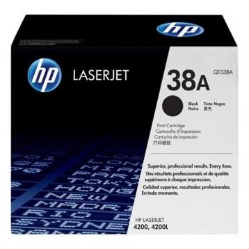Lazerinė kasetė HP Q1338A   juoda