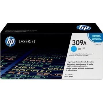 Lazerinė kasetė HP Q2671A (309A) | žydra