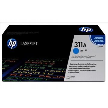 Lazerinė kasetė HP Q2681A (311A)   žydra