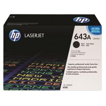 Lazerinė kasetė HP Q5950A (643A)   juoda