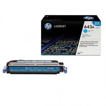 Lazerinė kasetė HP Q5951A (643A) | žydra