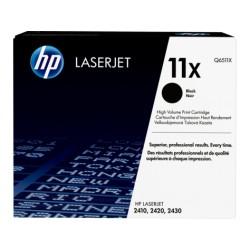 Lazerinė kasetė HP Q6511X   didelės talpos   juoda