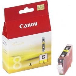 Rašalinė kasetė Canon CLI-8Y   geltona