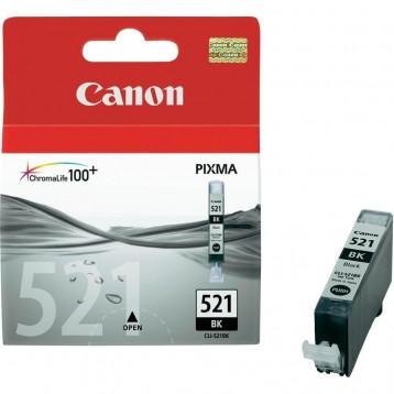 Rašalinė kasetė Canon CLI-521BK | juoda
