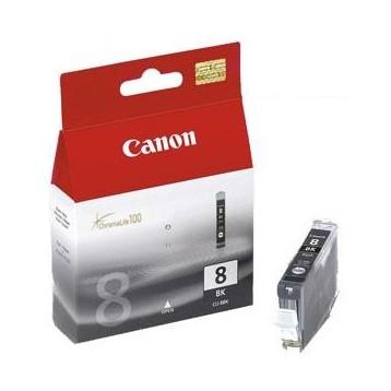 Rašalinė kasetė Canon CLI-8BK | juoda