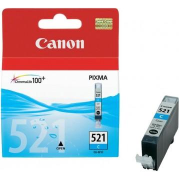 Rašalinė kasetė Canon CLI-521C   žydra