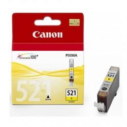 Rašalinė kasetė Canon CLI-521Y   geltona