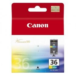 Rašalinė kasetė Canon CLI-36 | trispalvė