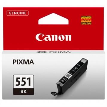 Rašalinė kasetė Canon CLI-551BK | juoda