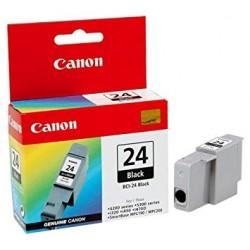 Rašalinė kasetė Canon BCI-24BK | juoda