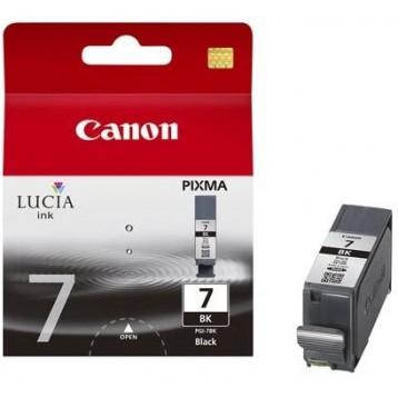 Rašalinė kasetė Canon PGI-7BK   juoda