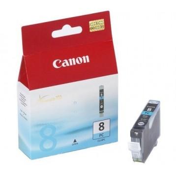 Rašalinė kasetė Canon CLI-8PC | foto žydra