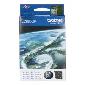 Rašalinė kasetė Brother LC985BK | juoda