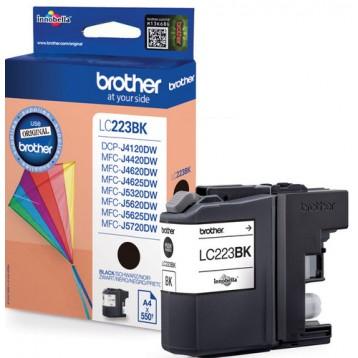Rašalinė kasetė Brother LC-223BK | juoda