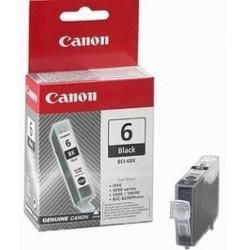Rašalinė kasetė Canon BCI-6BK   juoda
