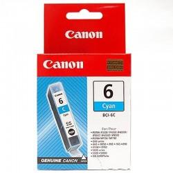 Rašalinė kasetė Canon BCI-6C   žydra