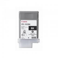 Rašalinė kasetė Canon PFI-102B | juoda