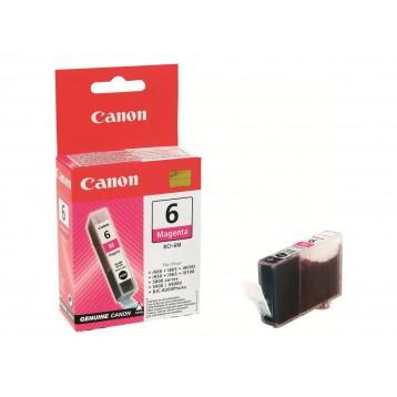 Rašalinė kasetė Canon BCI-6M   purpurinė