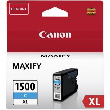 Rašalinė kasetė Canon PGI-1500XLC | žydra