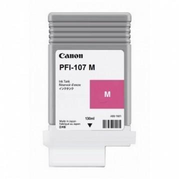 Rašalinė kasetė Canon PFI-107M   purpurinė