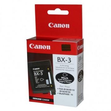Rašalinė kasetė Canon BX-3 | juoda