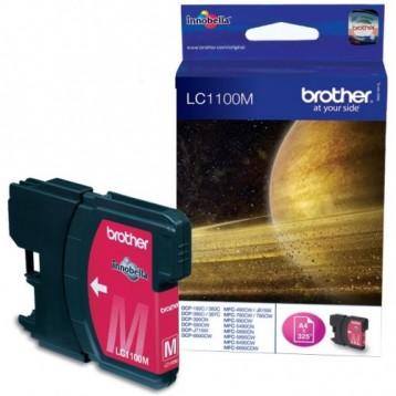 Rašalinė kasetė Brother LC1100M   purpurinė