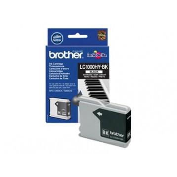 Rašalinė kasetė Brother LC1000HYBK   didelės talpos   juoda