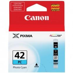 Rašalinė kasetė Canon CLI-42PC | foto žydra