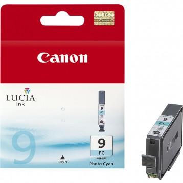 Rašalinė kasetė Canon PGI-9PC   foto žydra
