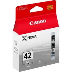 Rašalinė kasetė Canon CLI-42GY   pilka