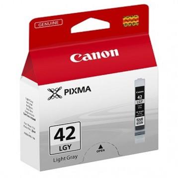 Rašalinė kasetė Canon CLI-42LGY | šviesiai pilka