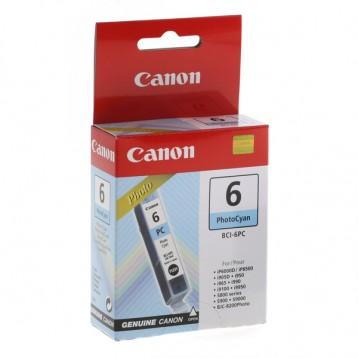 Rašalinė kasetė Canon BCI-6PC | foto žydra