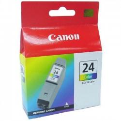 Rašalinė kasetė Canon BCI-24C   trispalvė