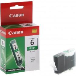 Rašalinė kasetė Canon BCI-6G | žalia