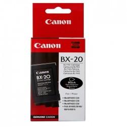Rašalinė kasetė Canon BX-20 | juoda