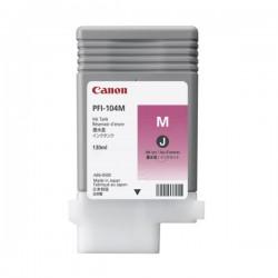 Rašalinė kasetė Canon PFI-104M   purpurinė
