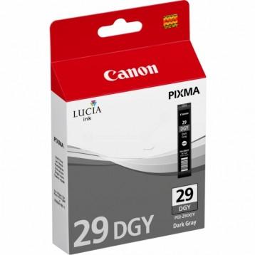 Rašalinė kasetė Canon PGI-29DGY   tamsiai pilka