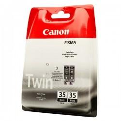 Rašalinė kasetė Canon PGI-35   2 vnt. pakuotė   juoda