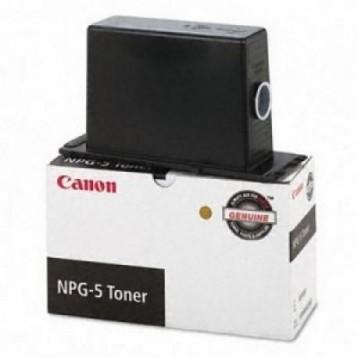Lazerinė kasetė Canon Cartridge NPG-5 | juoda