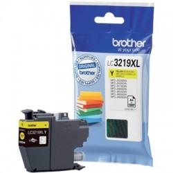 Brother LC-3219XLY rašalinė kasetė, geltona, didelė talpa