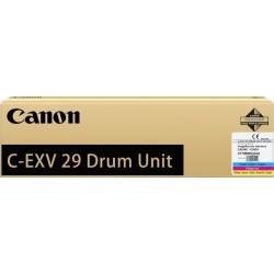 Būgno kasetė Canon C-EXV29C   trispalvė
