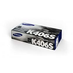 Lazerinė kasetė Samsung CLT-K406S   juoda
