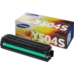 Lazerinė kasetė Samsung CLT-Y504S | geltona