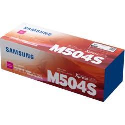 Lazerinė kasetė Samsung CLT-M504S | purpurinė