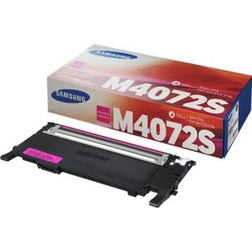 Lazerinė kasetė Samsung CLT-M4072S | purpurinė