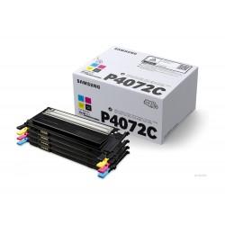 Lazerinių kasečių komplektas Samsung CLT-P4072C | 4 spalvos